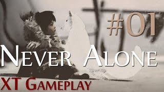 XT Gameplay: Never Alone - An Iñupiat Story about suffering and beauty [720p]