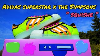 THE SIMPSONS X SUPERSTAR 'SQUISHEE'