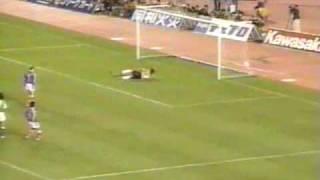 J.League 1993 Opening - Verdy Kawasaki vs Yokohama Marinos Highlights