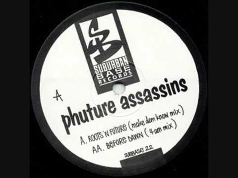 Phuture Assassins - Darkus - Alone - All Night