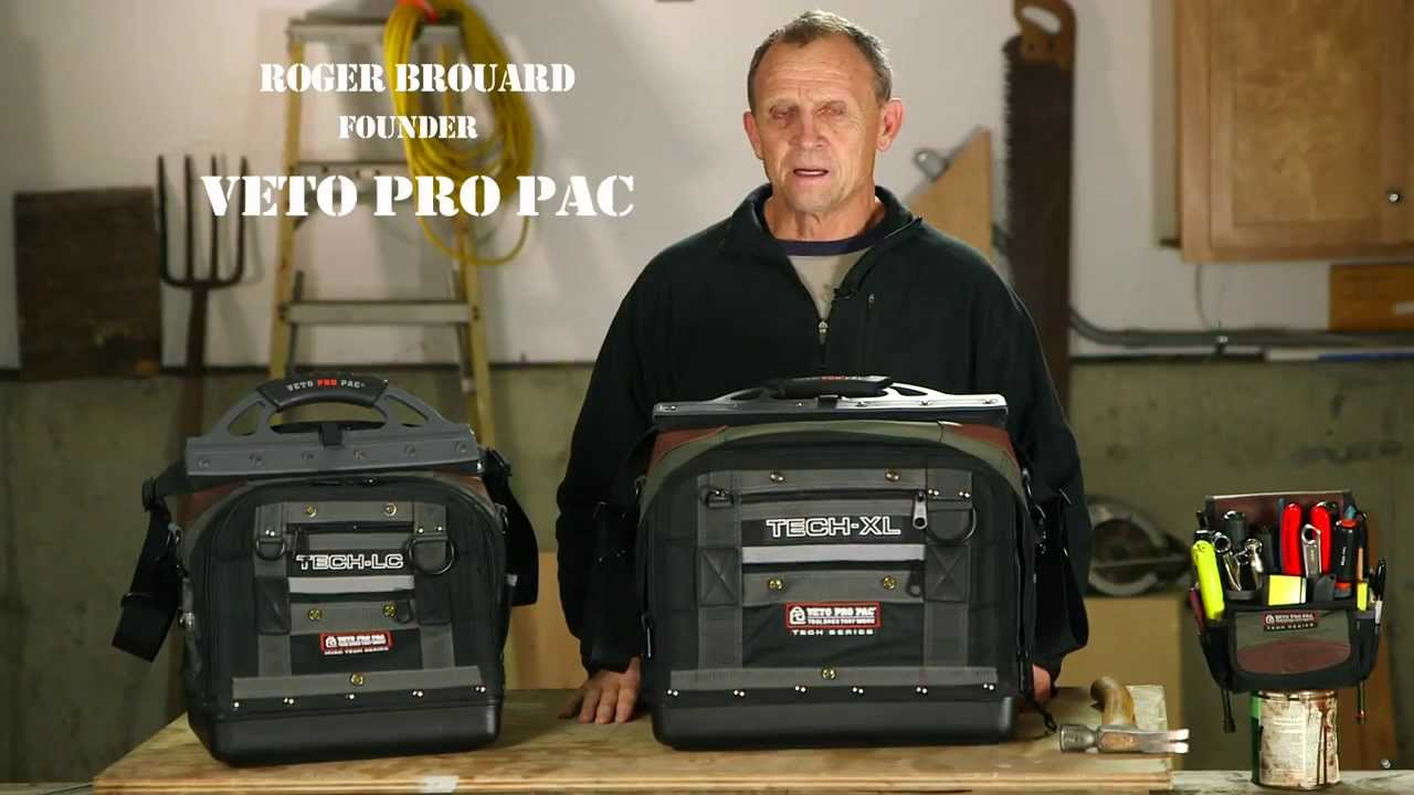 Veto Pro Pac TECH XL - YouTube 8ac342a3b3b25