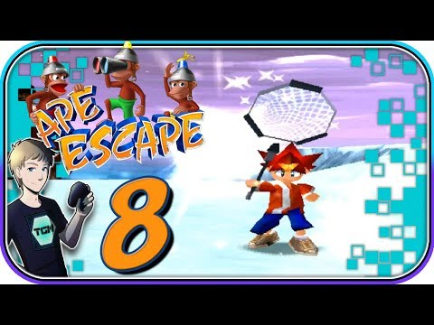 Ape Escape - Part 8: Pretty Cool