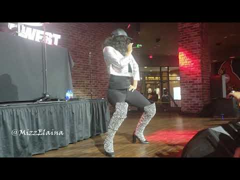 Keri Hilson - Intro, Gimme What I Want & Turnin Me On (Live in St Louis)