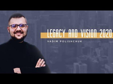 Download Legacy and Vision 2020 - Vadim Polishchuk | CityHill Church