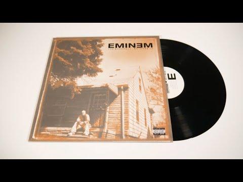 Eminem - The Marshall Mathers LP Vinyl Unboxing