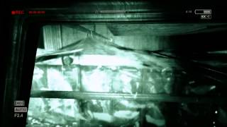 Outlast Whistleblower Part 1: Meat Puppet