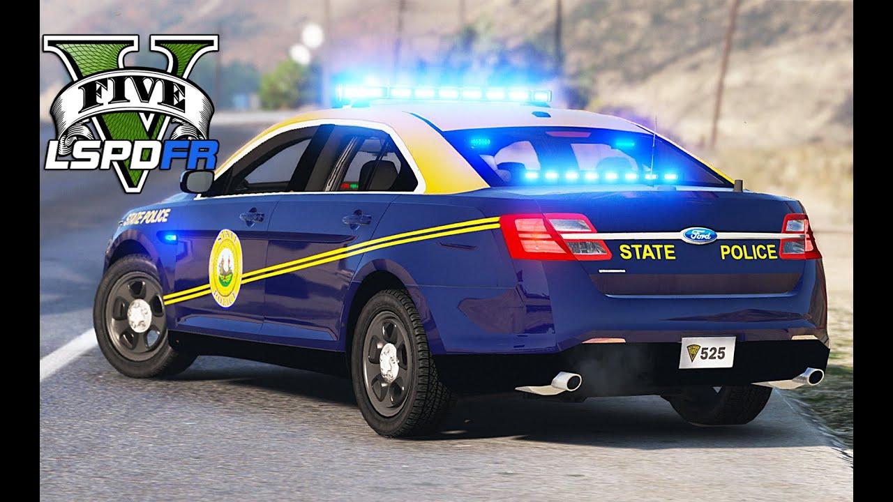 Gta Old Police Car