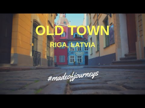 The Beautiful Old Town | Riga City Guide by Made of Journeys