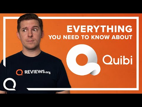 Quibi - ANOTHER New Streaming Service | Here's What You Need To Know