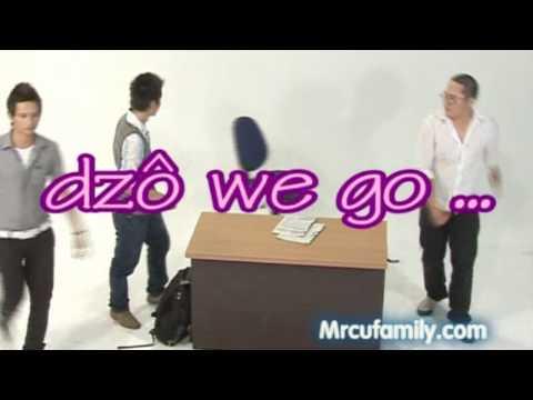 [lipsync] Liên khúc Thiếu Nhi - MrCù Family - 01/06 Cù Family