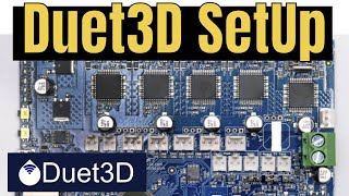 Duet Wifi Setup: How to Connect to Duet3D Wifi Board
