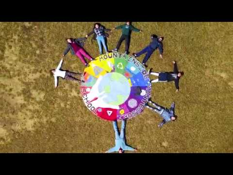 Mountainside Montessori School Parachute, Marshall, Virginia