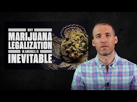 Marijuana Will Be Legalized in the USA by 2020