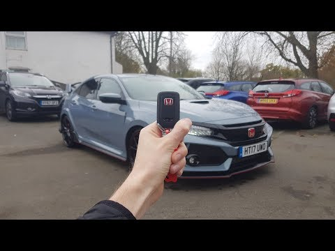 2017 Honda Civic Type R: Exterior And Interior In-Depth Tour + Exhaust!