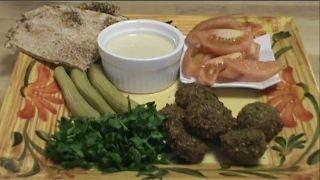 Best Falafel Recipe, Easy, Quick & Delicious ..vegetarian