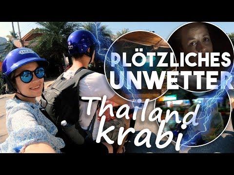 UNWETTER & Stromausfall Thailand I Marcus allein mit Frieda I Mellis Blog