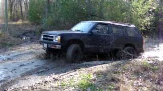 1991 Chevrolet S10 Blazer in Mud