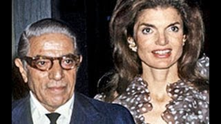 Ari and Jackie Onassis: Wedding, Yacht, Island and the End