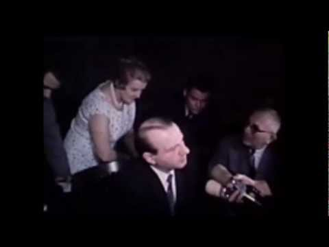 September 9, 1965 - Jack Ruby During An Appeal Hearing In Dallas, Texas