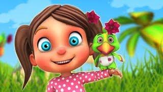 New Hindi Rhymes For Babies | Hindi Cartoon Videos | बालगीत For Children