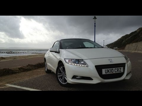 Honda CR-Z GT HYBRID 1.5 Review: Inside Lane