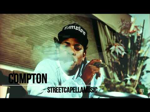 FREE Download Boom Bap Underground Old School Eazy E Type Beat - COMPTON | StreetCapella Music HD