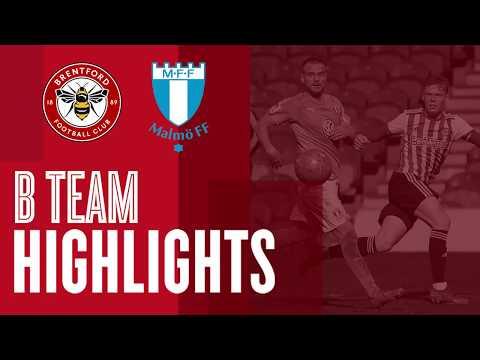 Match Highlights: Brentford B 3 Malmo FF 4
