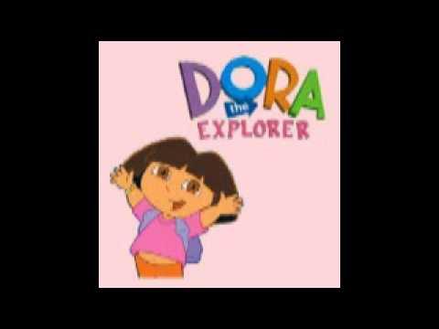 Dora The Explorer - Waltzing Matilda/Kookaburra