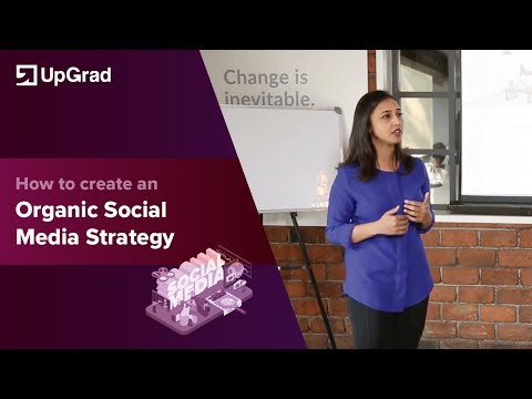 Social Media Strategy: Win the Organic Marketing Game [Insig