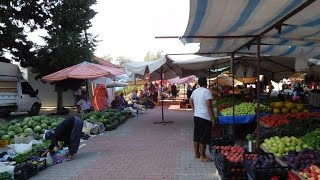 Kizilot Market, Kizilot Turkey August 2016