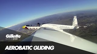 Aerobatic Gliding with Red Bull's Luca Bertossio | Gillette World Sport