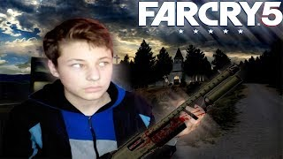 КАК СБЕЖАТЬ ИЗ СЕКТЫ В 2018| Far Cry 5 | ПРОХОЖДЕНИЕ НА РУССКОМ#1