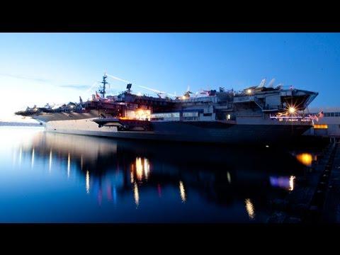 USS Midway CV-41- San Diego