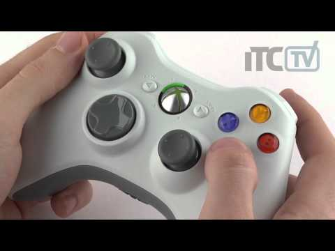 Microsoft Xbox 360 Controller For Windows Обзор