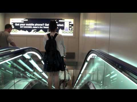 Narita Intarnational Airport - Terminal 1 South Wing Arrival