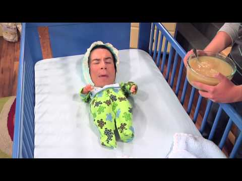 HILARIOUS new iCarly quot;Baby Spencer quot; web segment