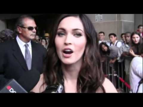 Megan Fox talks Aussie Media