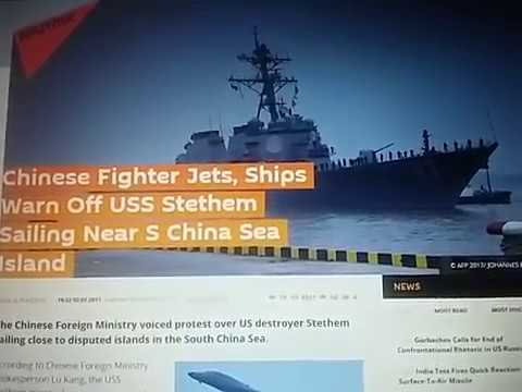 !US SENDS MESSAGE TO CHINA! FITZGERALD NOT FORGOTTEN!