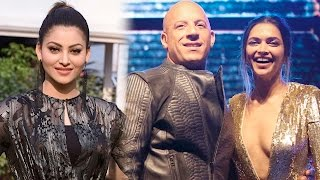 Urvashi Rautela Reveals Why Deepika Padukone And Vin Diesel's Xander Cage Is Special For Her