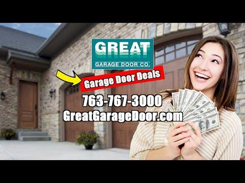 Garage Door Specials Eden Prairie Woodbury Mn Repair Installation