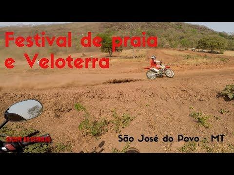 Festival De Praia E Veloterra - Passeio A São José Do Povo MT De Bros 160 | Escape No Cerrado