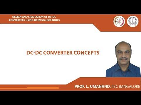 DC-DC converter concepts