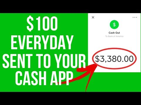 Earn $100 In Free Cash App Money Daily! (2019) 💰Automated Cash App System Review! 💰