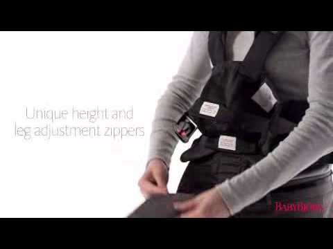 Babybjorn Carrier One - Baby Carriers Video  Kiddicare