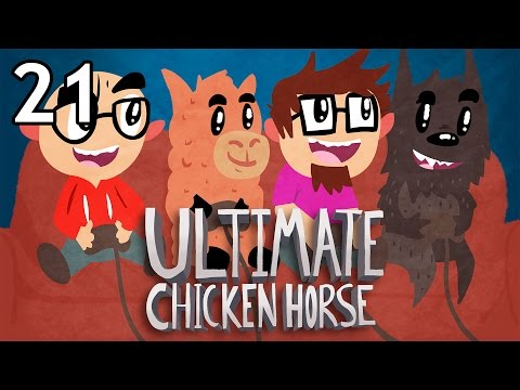 Ultimate Chicken Horse with Friends - Episode 21 - Old McDonald