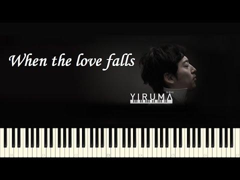 ♪ Yiruma: When the love falls - Special Edition - Piano Tutorial