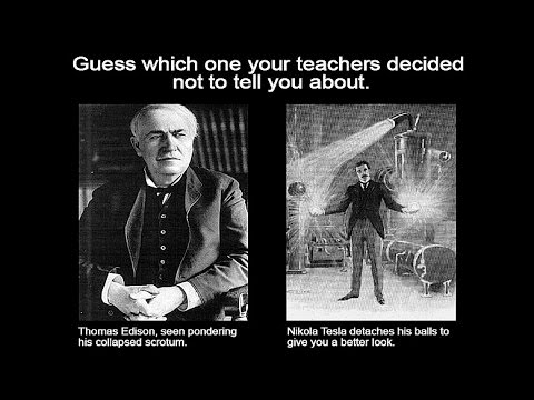 Nikola Tesla vs Thomas Edison: How The Course Of History Was Changed