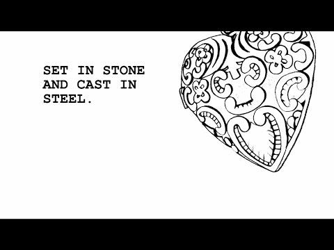 Cast in Steel [Lyrics version]