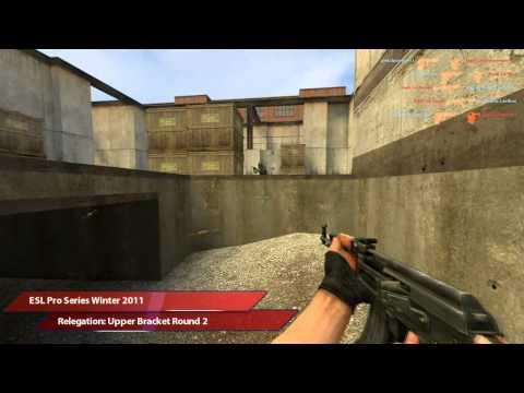 EPS Winter Season 2011: XenoR vs. pod virtual gaming