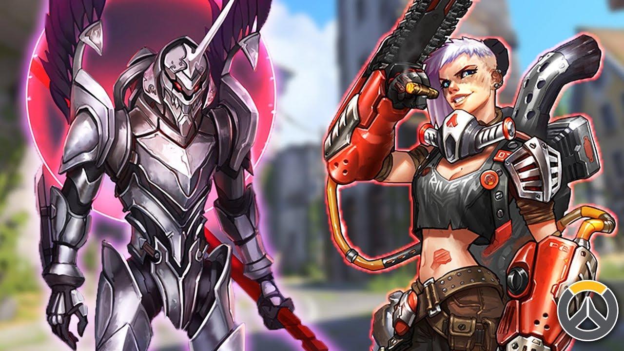 Download 5 Amazing New Hero Concepts! - Overwatch